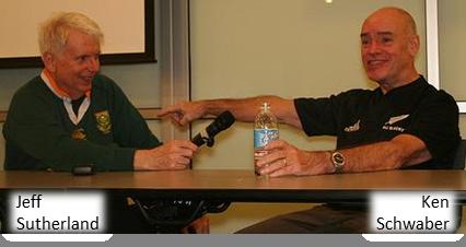 Jeff Sutherland, Ken Schwaber