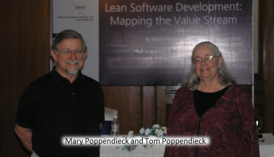 Mary Poppendieck, Tom Poppendieck