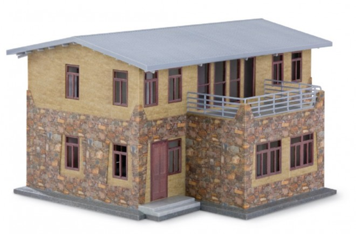 Nine stunning 3d printed objects print3dexpo 3d for 3d printed house model