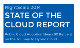 RightScale Cloud Report - 2014